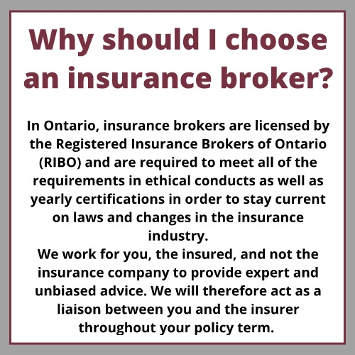 Why choose a broker